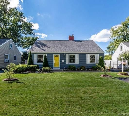 1282 East Park Road, Grand Island, NY 14072 (MLS #B1367191) :: BridgeView Real Estate