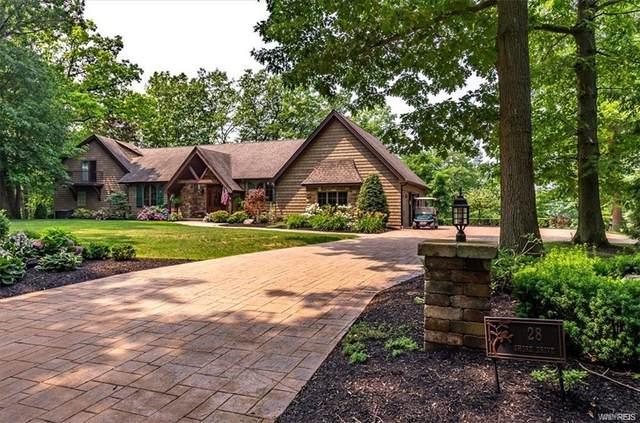 28 Shore Drive, Wilson, NY 14172 (MLS #B1367222) :: BridgeView Real Estate