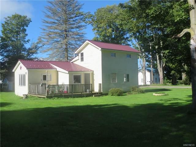 9578 Maple Avenue, Machias, NY 14101 (MLS #B1367237) :: Serota Real Estate LLC