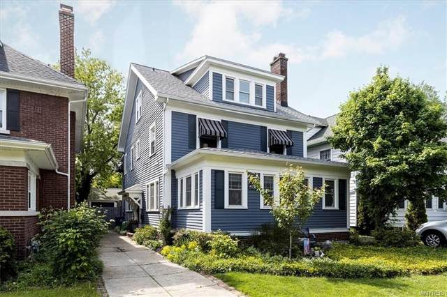 372 Parker Avenue, Buffalo, NY 14216 (MLS #B1367246) :: BridgeView Real Estate