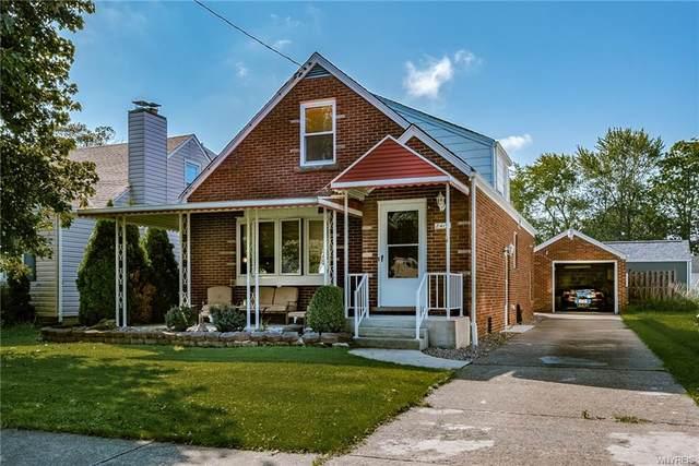 8419 Lindbergh Avenue, Niagara Falls, NY 14304 (MLS #B1367271) :: BridgeView Real Estate