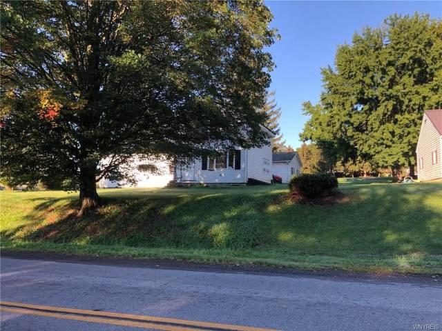 3444 Suckerbrook Road, Perry, NY 14530 (MLS #B1367274) :: Serota Real Estate LLC