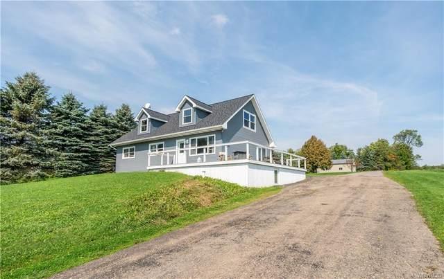 6882 Genesee Road, Concord, NY 14141 (MLS #B1367280) :: BridgeView Real Estate