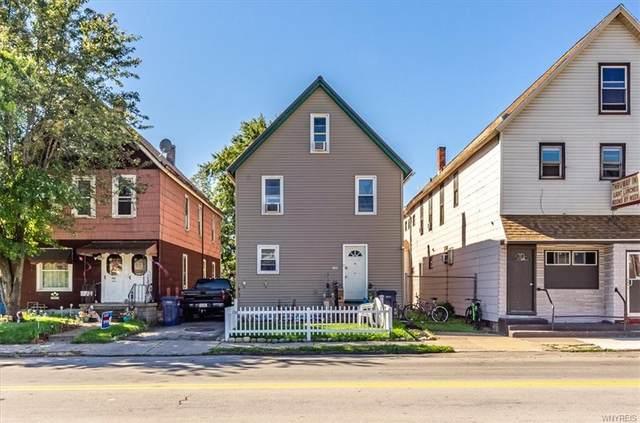 1325 Seneca Street, Buffalo, NY 14210 (MLS #B1367338) :: BridgeView Real Estate