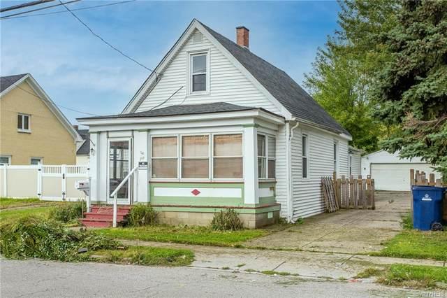 190 Central Avenue, Buffalo, NY 14206 (MLS #B1367351) :: BridgeView Real Estate