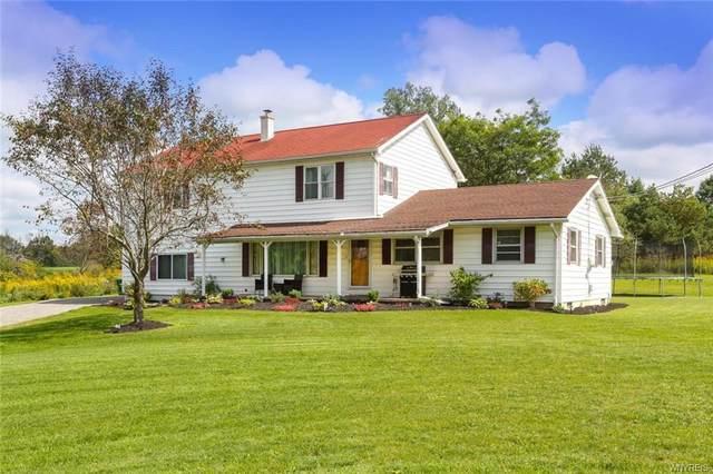 10199 Pratham Road, Sardinia, NY 14069 (MLS #B1367379) :: BridgeView Real Estate