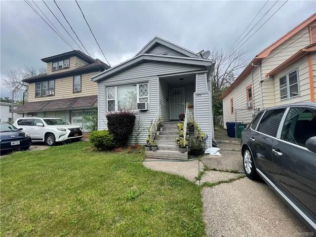488 Shirley Avenue, Buffalo, NY 14215 (MLS #B1367402) :: BridgeView Real Estate
