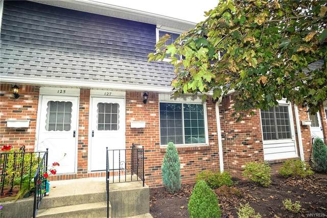 150 S Union  #127 Road #127, Amherst, NY 14221 (MLS #B1367406) :: 716 Realty Group
