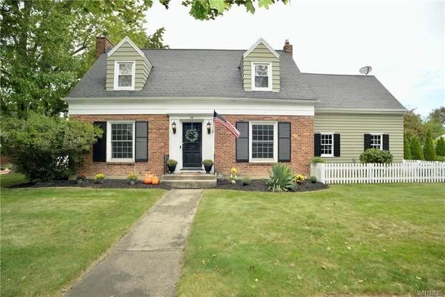 14 Hyledge Drive, Amherst, NY 14226 (MLS #B1367407) :: BridgeView Real Estate