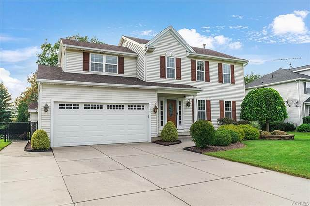 4154 Foxwood Lane, Clarence, NY 14221 (MLS #B1367410) :: Robert PiazzaPalotto Sold Team
