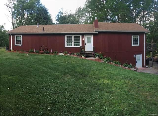 9548 E Holland Road, Holland, NY 14080 (MLS #B1367422) :: BridgeView Real Estate