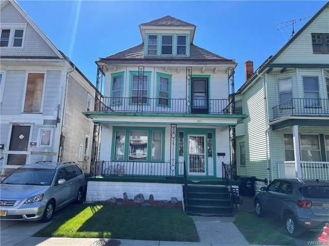 531 Woodlawn Avenue, Buffalo, NY 14208 (MLS #B1367460) :: Avant Realty