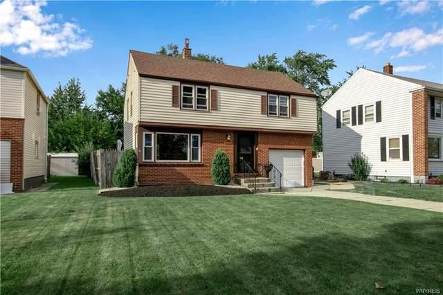 64 Gresham Drive, Amherst, NY 14226 (MLS #B1367470) :: TLC Real Estate LLC