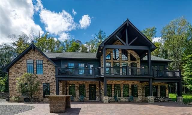 6323 Moranda Lane, Mansfield, NY 14731 (MLS #B1367491) :: BridgeView Real Estate