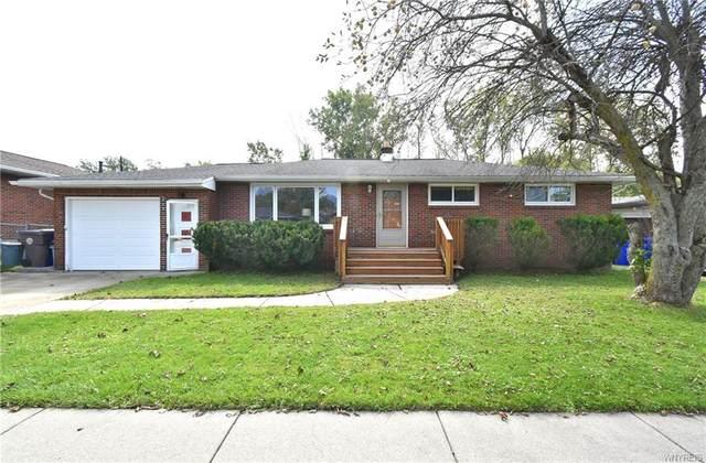 39 Nancycrest Lane, West Seneca, NY 14224 (MLS #B1367515) :: BridgeView Real Estate