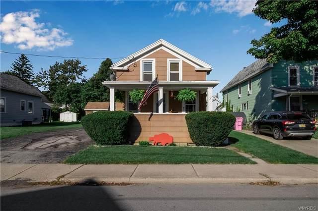 37 Allen Street, Lockport-City, NY 14094 (MLS #B1367520) :: 716 Realty Group