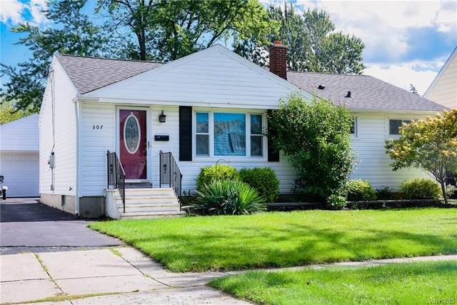 307 Puritan Road, Tonawanda-Town, NY 14150 (MLS #B1367541) :: TLC Real Estate LLC