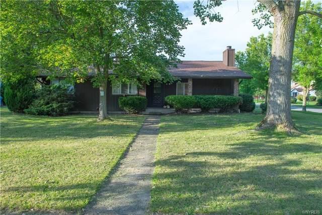 83 Kinderhook Court, Amherst, NY 14051 (MLS #B1367545) :: BridgeView Real Estate