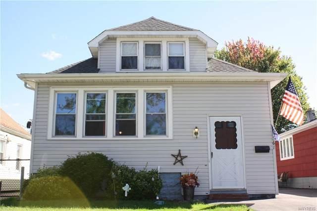 161 Parkhurst Boulevard, Tonawanda-Town, NY 14223 (MLS #B1367558) :: TLC Real Estate LLC