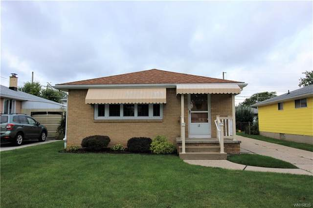 12 Leonore Road, Amherst, NY 14226 (MLS #B1367564) :: BridgeView Real Estate