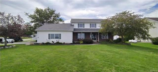 3700 Lower Mountain Road, Cambria, NY 14132 (MLS #B1367571) :: 716 Realty Group