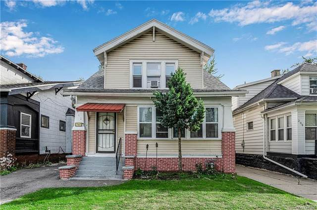 213 Berkshire Avenue, Buffalo, NY 14215 (MLS #B1367590) :: BridgeView Real Estate