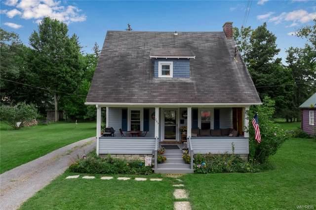 285 North Street, Aurora, NY 14052 (MLS #B1367591) :: TLC Real Estate LLC
