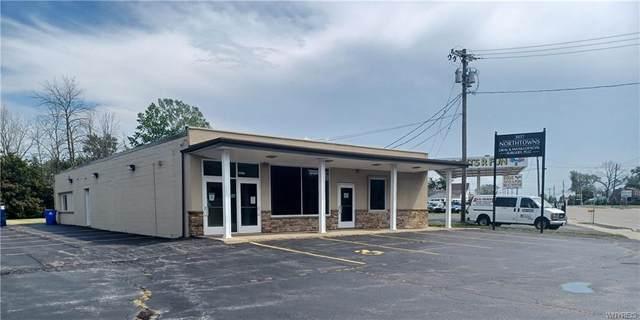 3037 Military Road, Niagara, NY 14304 (MLS #B1367608) :: TLC Real Estate LLC