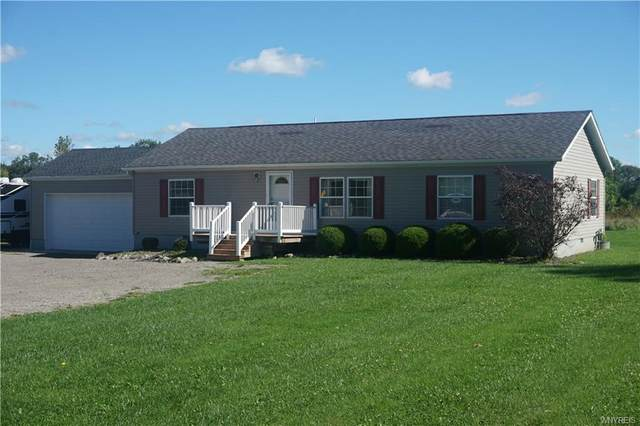 10043 Fargo Road, Darien, NY 14036 (MLS #B1367611) :: BridgeView Real Estate