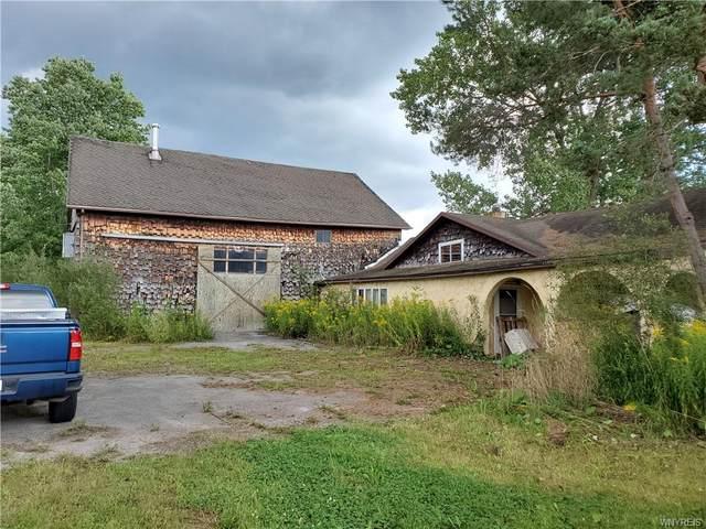 13415 Dorsch Road, Newstead, NY 14001 (MLS #B1367636) :: BridgeView Real Estate