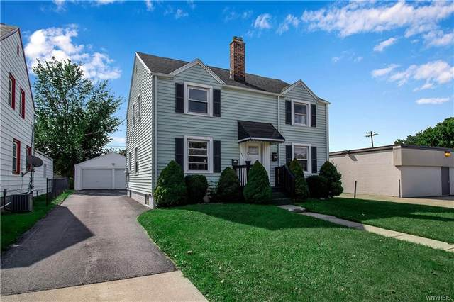 192 Pullman Avenue, Tonawanda-Town, NY 14217 (MLS #B1367665) :: TLC Real Estate LLC