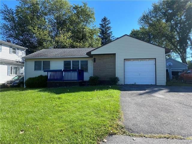 573 Harlem Road, West Seneca, NY 14224 (MLS #B1367684) :: BridgeView Real Estate
