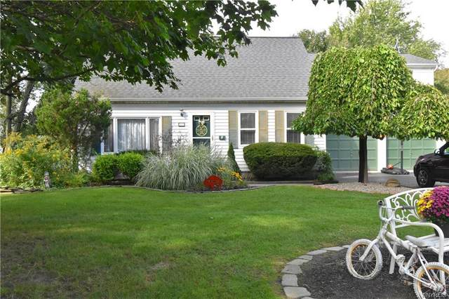 5670 Goodrich Road, Clarence, NY 14032 (MLS #B1367701) :: Robert PiazzaPalotto Sold Team