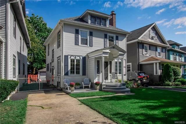87 Admiral Road, Buffalo, NY 14216 (MLS #B1367720) :: BridgeView Real Estate