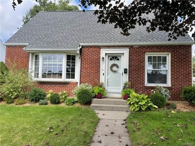 118 Wilton Parkway, Tonawanda-Town, NY 14223 (MLS #B1367729) :: TLC Real Estate LLC