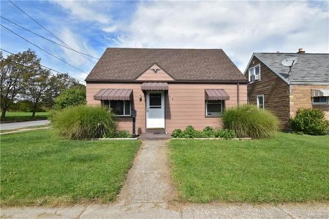 4 Reiman Street, Buffalo, NY 14206 (MLS #B1367734) :: BridgeView Real Estate