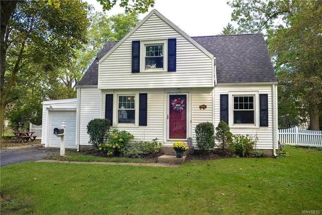 4243 Connection Drive, Clarence, NY 14211 (MLS #B1367776) :: Robert PiazzaPalotto Sold Team