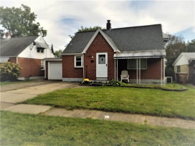 67 Balbach Drive, Cheektowaga, NY 14225 (MLS #B1367806) :: BridgeView Real Estate
