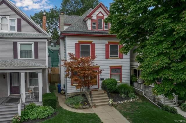 161 Cleveland Avenue, Buffalo, NY 14222 (MLS #B1367842) :: BridgeView Real Estate