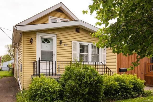 611 Marilla Street, Buffalo, NY 14220 (MLS #B1367864) :: BridgeView Real Estate