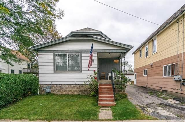 285 Longnecker Street, Buffalo, NY 14206 (MLS #B1367906) :: Robert PiazzaPalotto Sold Team