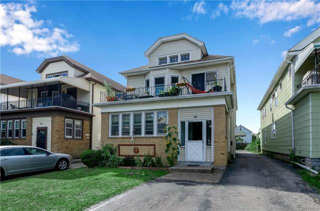 318 Commonwealth Avenue, Buffalo, NY 14216 (MLS #B1367934) :: BridgeView Real Estate