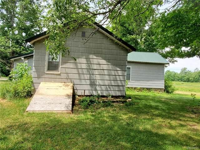960 Getman Road, Bennington, NY 14004 (MLS #B1367935) :: Serota Real Estate LLC