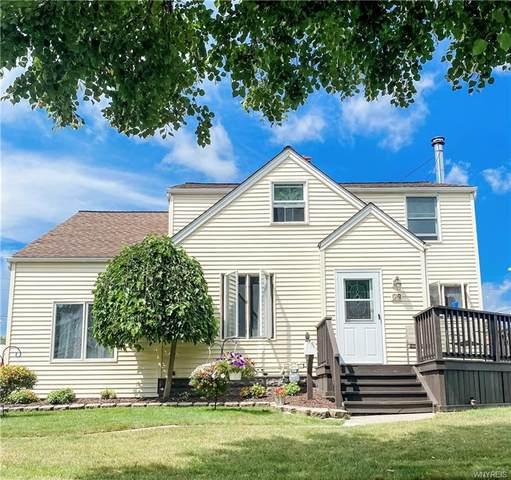 56 Kirkwood Drive, West Seneca, NY 14224 (MLS #B1367997) :: BridgeView Real Estate
