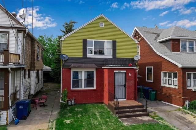 420 Stockbridge Avenue, Buffalo, NY 14215 (MLS #B1368026) :: BridgeView Real Estate