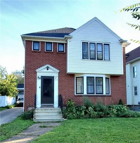 911 Amherst Street, Buffalo, NY 14216 (MLS #B1368036) :: Robert PiazzaPalotto Sold Team