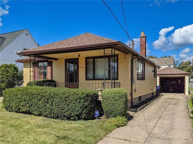 2962 Cleveland Avenue, Niagara Falls, NY 14305 (MLS #B1368041) :: BridgeView Real Estate