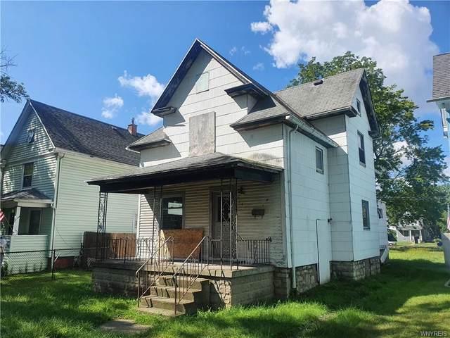 214 58th Street, Niagara Falls, NY 14304 (MLS #B1368051) :: BridgeView Real Estate