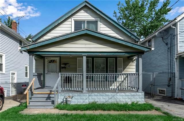 148 Hastings Avenue, Buffalo, NY 14215 (MLS #B1368084) :: Robert PiazzaPalotto Sold Team