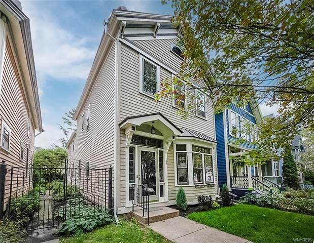147 Mariner Street, Buffalo, NY 14201 (MLS #B1368156) :: Serota Real Estate LLC